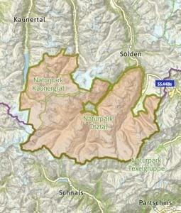staticmap schutzgebiet