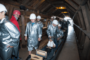 Sight – Silver mine in Schwaz