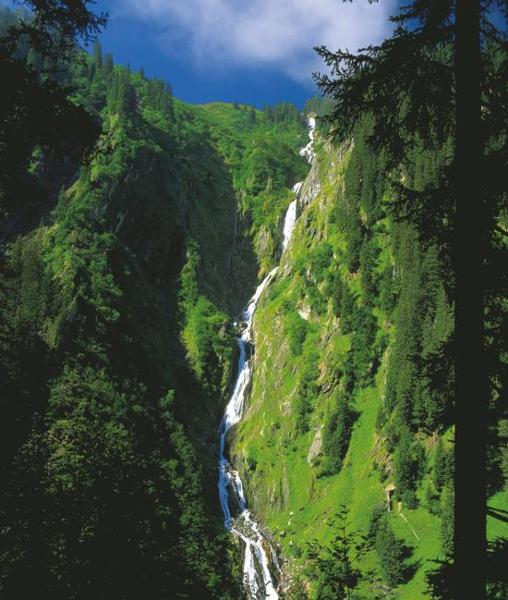 Sight – The Krimml waterfalls