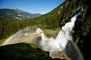Hiking trail – The Krimml Waterfalls