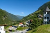 The village Zaunhof