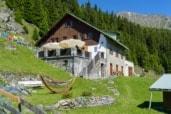 The Ludwigsburger Hütte