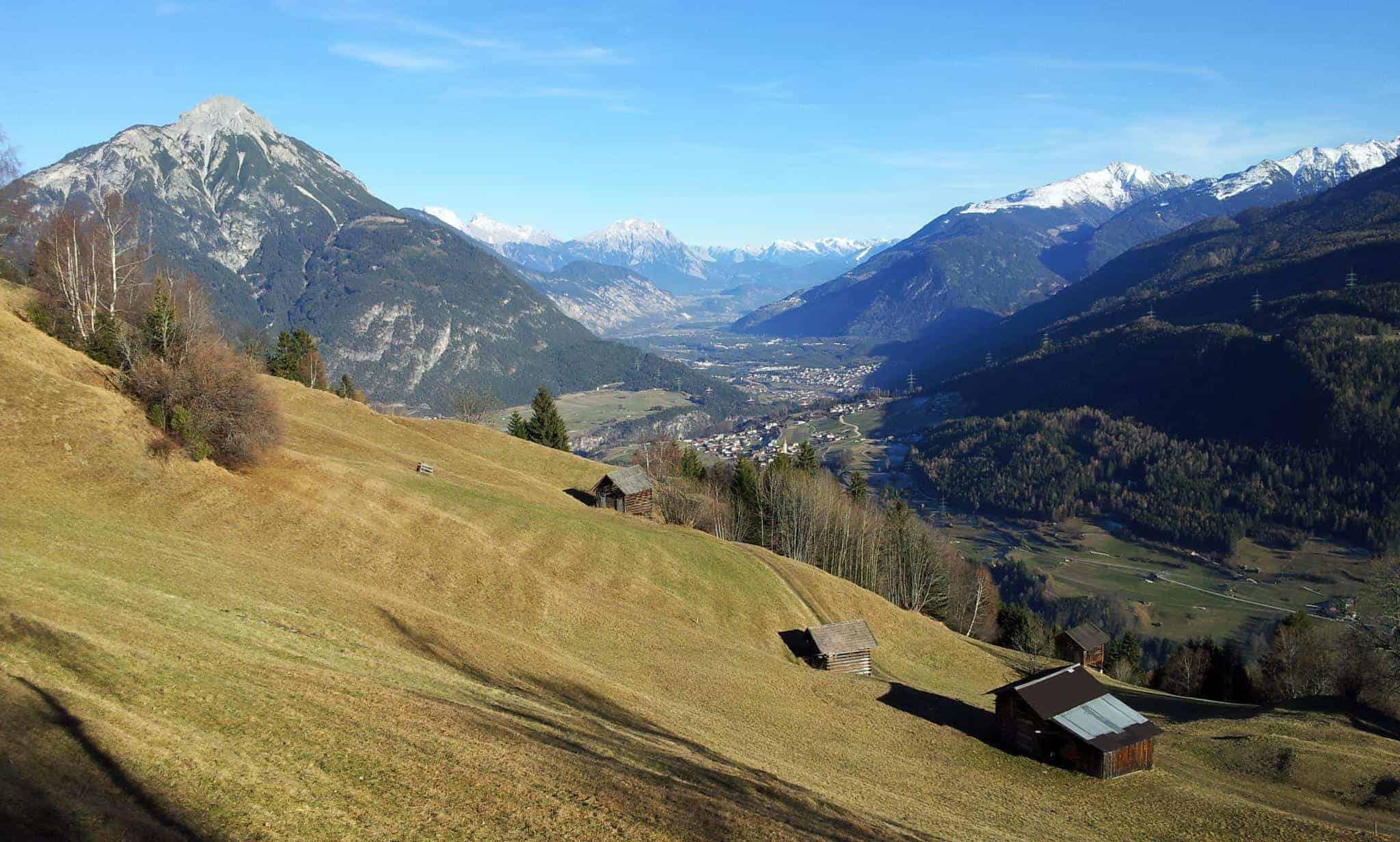 Hiking Trail – Wenns – Hochastneralpe