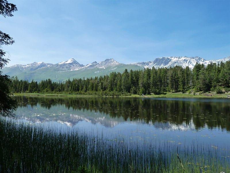 Kleinmutzkopf – Schwarzsee – Grünsee – Großer Mutzkopf – Nauders