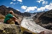 Kaunertaler glacier Gepatschferner